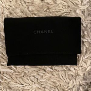 Chanel Small Leather Goods Duatbag
